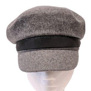 Canadian Hat grey sailor hat